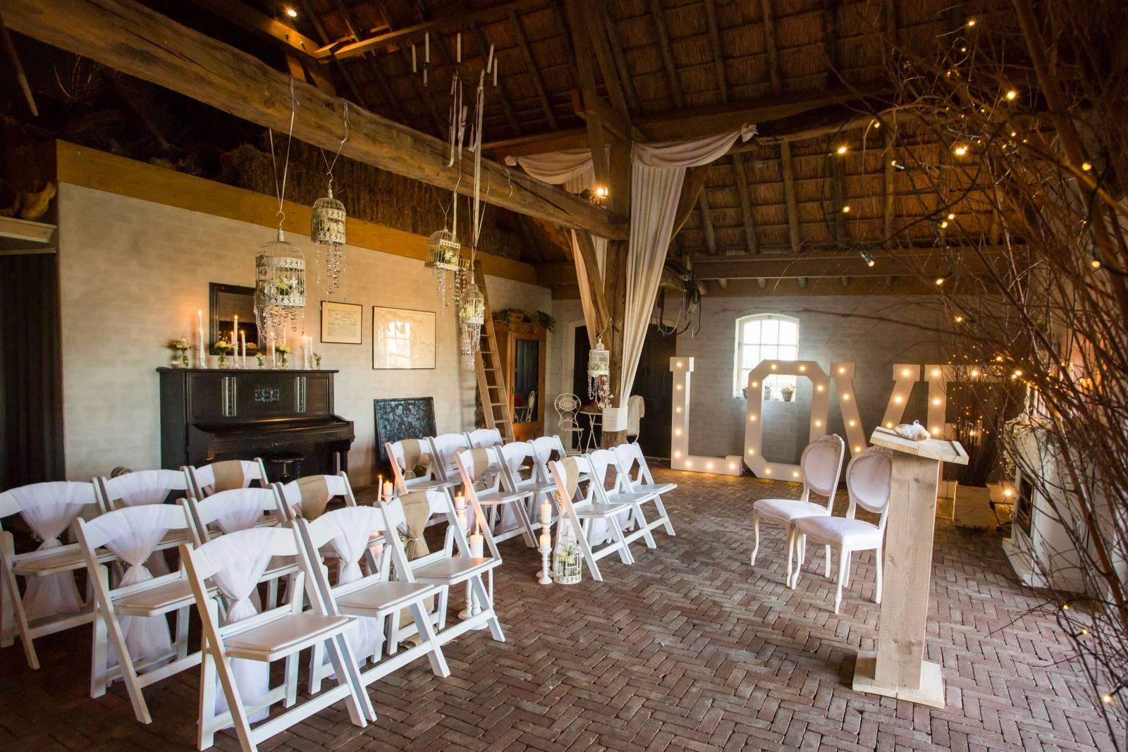 In Style Styling & Decoraties - Trouwdecoratie - Verhuurbedrijf - Wedding Design - House of Weddings - 25