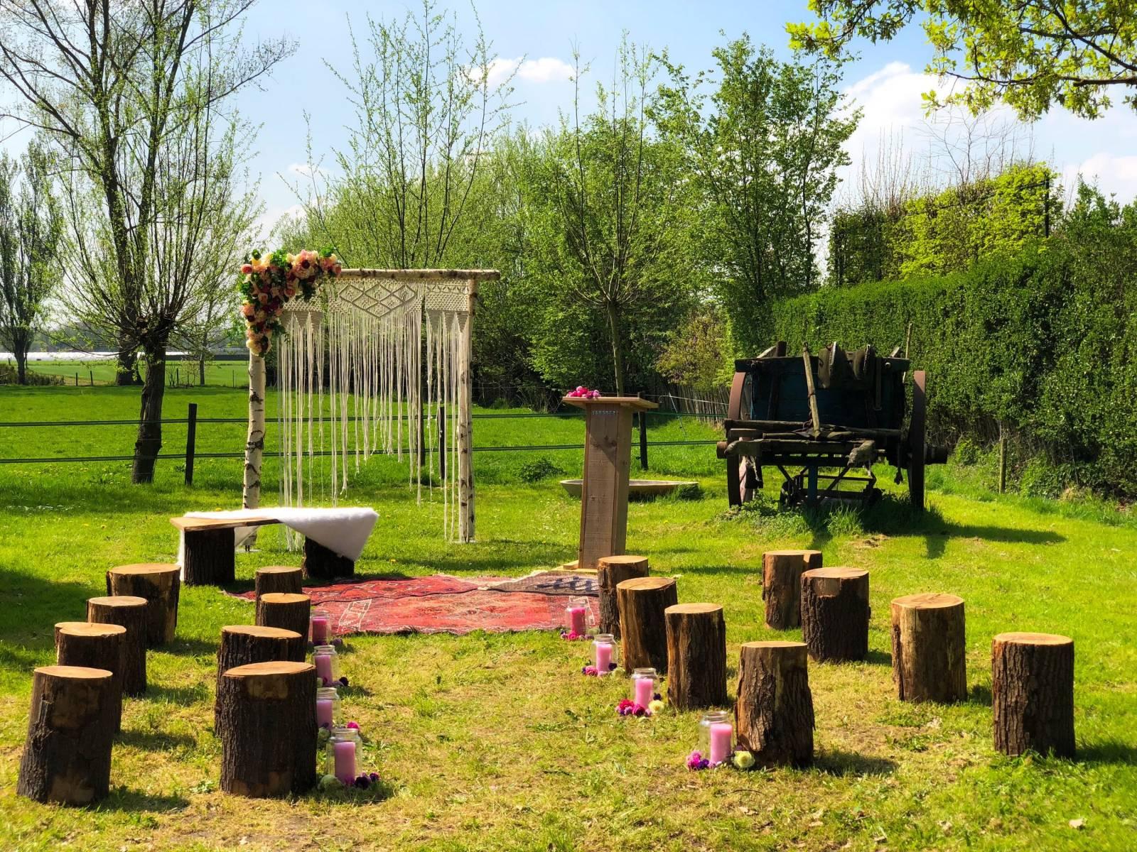 In Style Styling & Decoraties - Trouwdecoratie - Verhuurbedrijf - Wedding Design - House of Weddings - 3