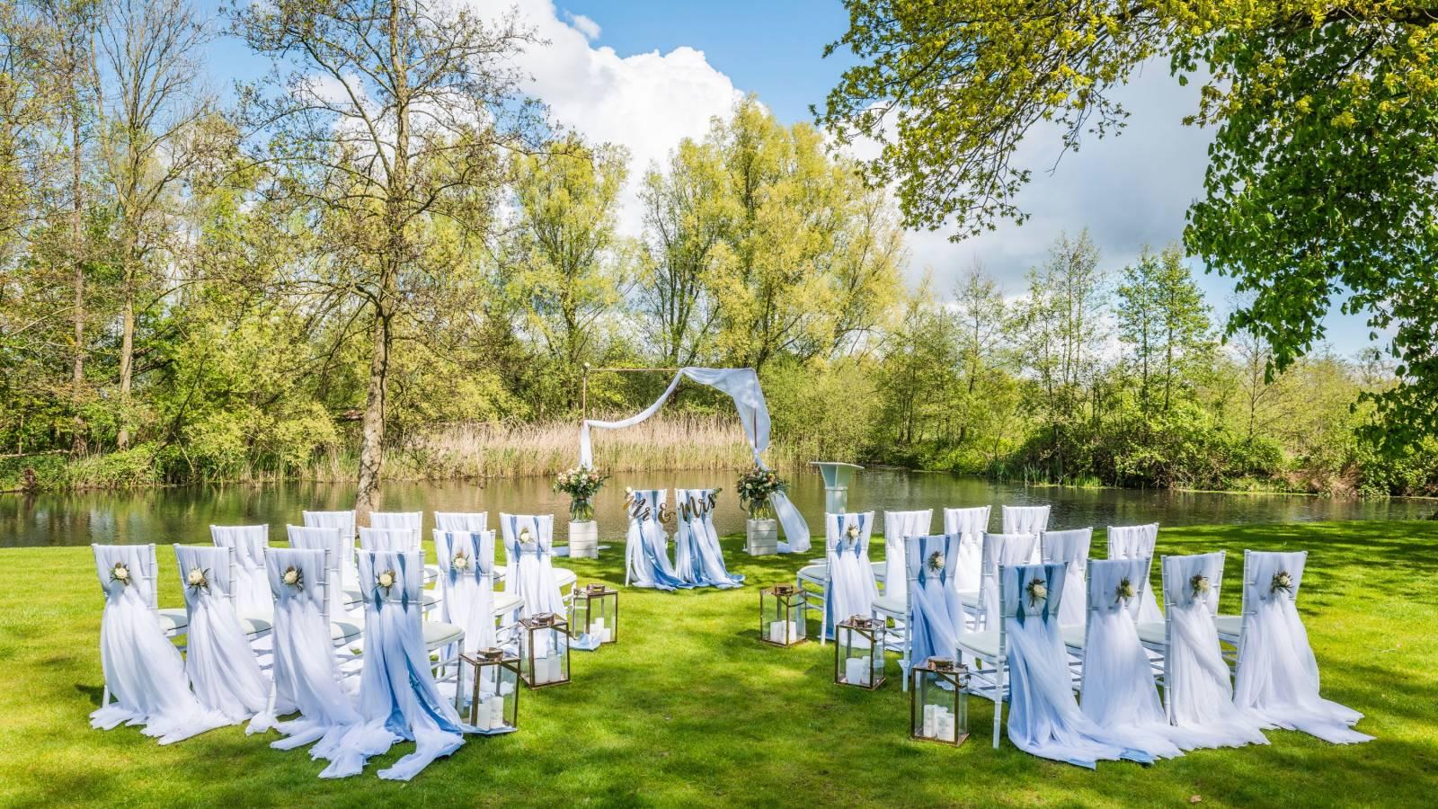 In Style Styling & Decoraties - Trouwdecoratie - Verhuurbedrijf - Wedding Design - House of Weddings - 30