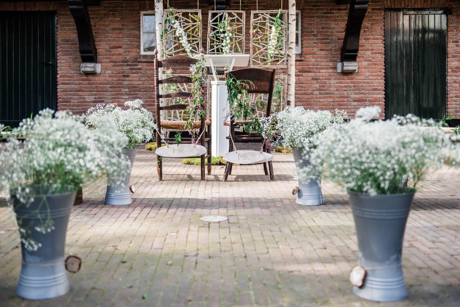 In Style Styling & Decoraties - Trouwdecoratie - Verhuurbedrijf - Wedding Design - House of Weddings - 35