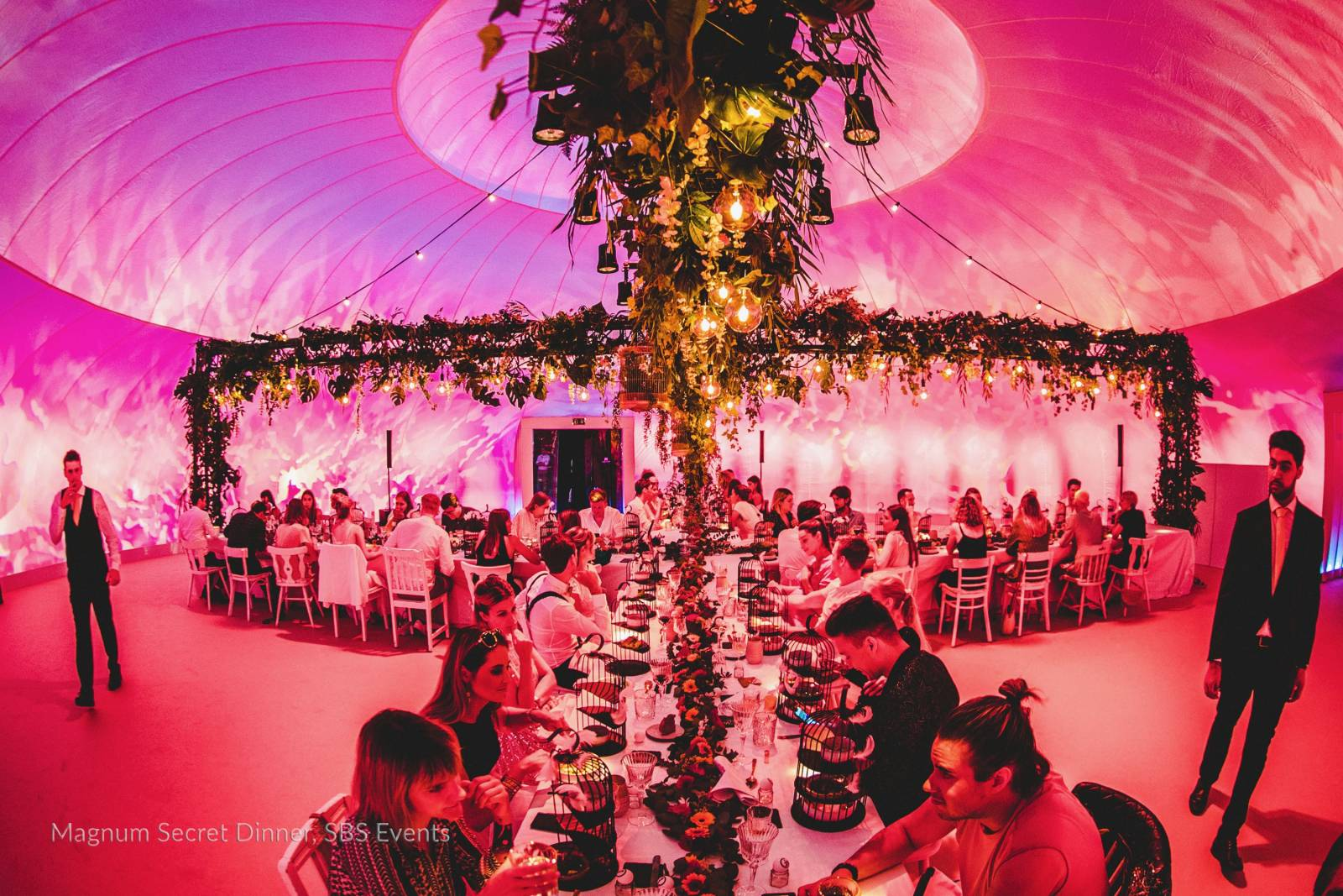 Insphere - Indoor Tent - Dome - House of Weddings - Events - 10