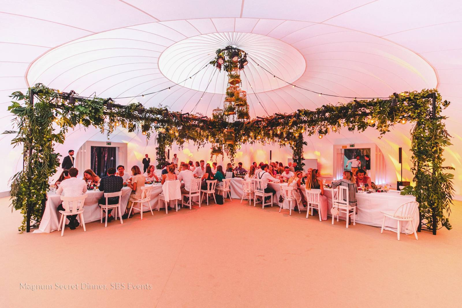 Insphere - Indoor Tent - Dome - House of Weddings - Events - 4