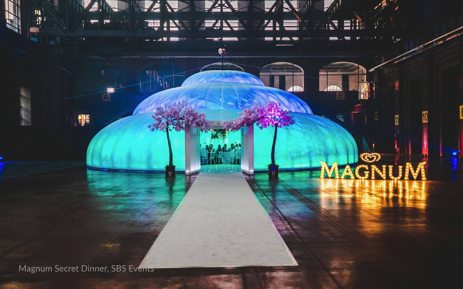 Insphere - Indoor Tent - Dome - House of Weddings - Events - 6