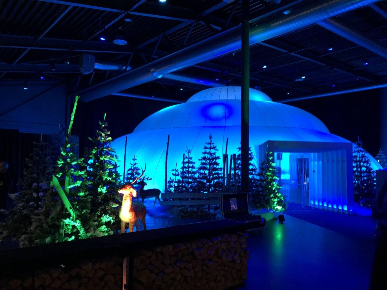Insphere supersize indoor feesttent trouwlocatie huwelijk house of weddings (11)