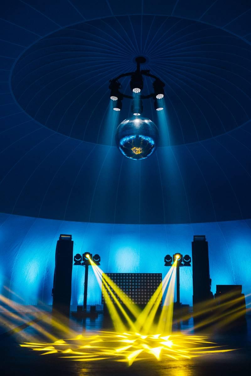 Insphere supersize indoor feesttent trouwlocatie huwelijk house of weddings (7)