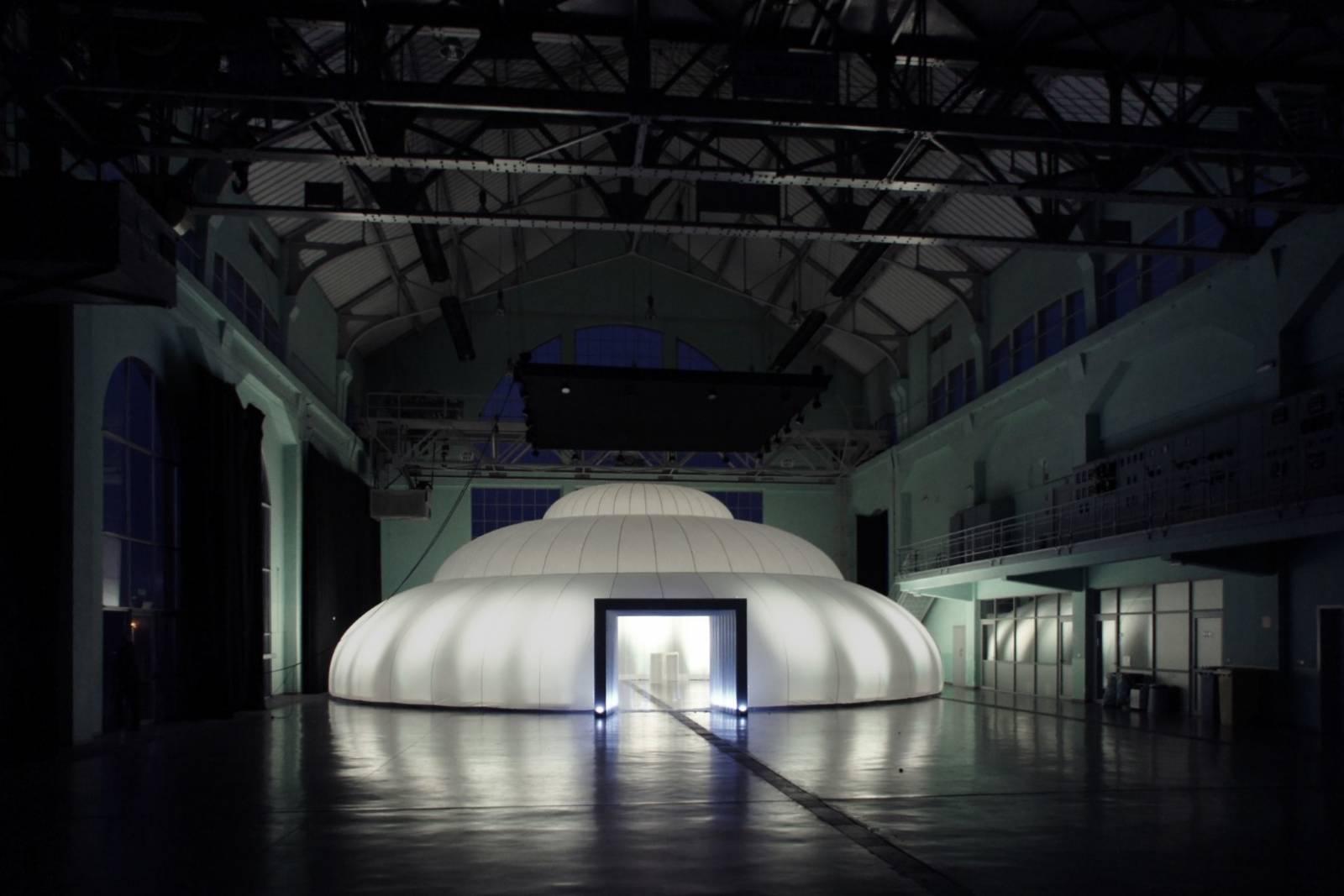 Insphere supersize indoor feesttent trouwlocatie huwelijk house of weddings (9)