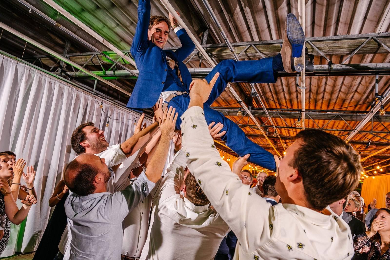 Jonas De Gent - Huwelijksfotograaf - House of Weddings - 22