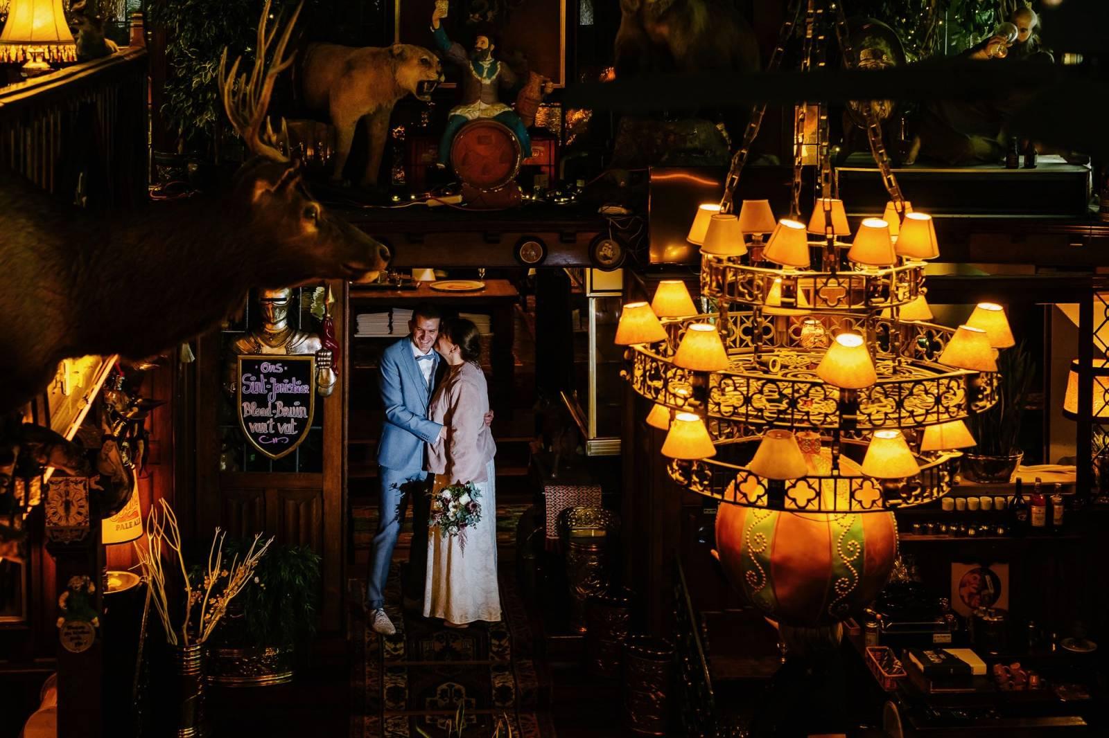 Jonas De Gent - Huwelijksfotograaf - House of Weddings - 9