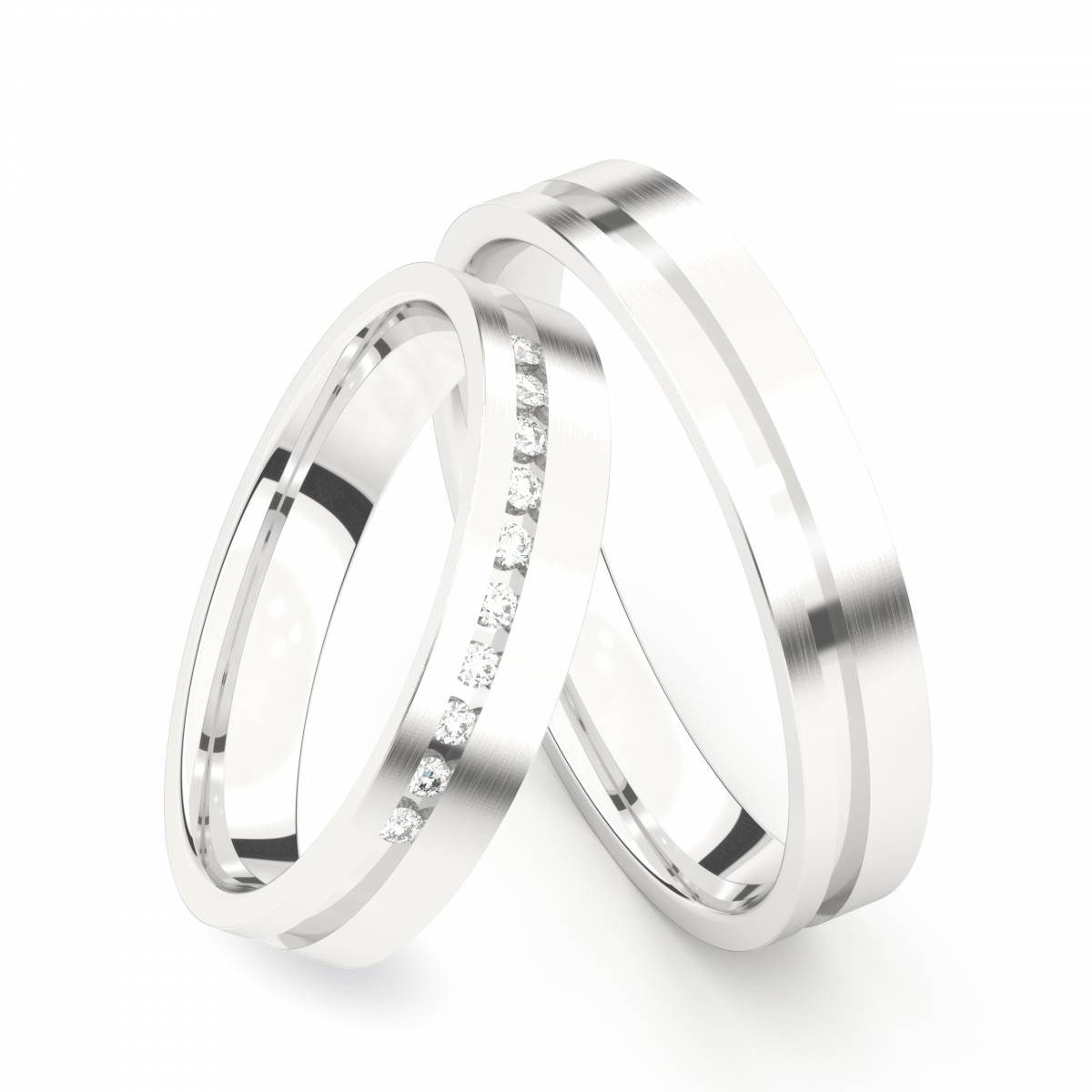 Juwelier Jan Maes - Trouwringen - Verlovingsringen - Juwelen - House of Weddings - 12