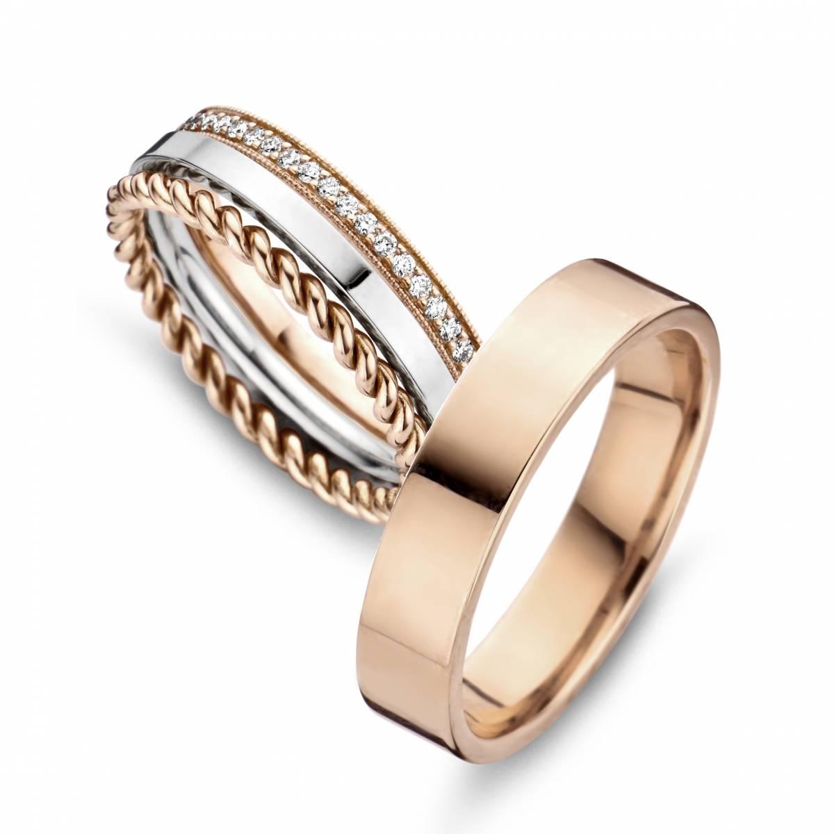 Juwelier Vandromme - Juwelen - Trouwring - Verlovingsring – House of Weddings - 9