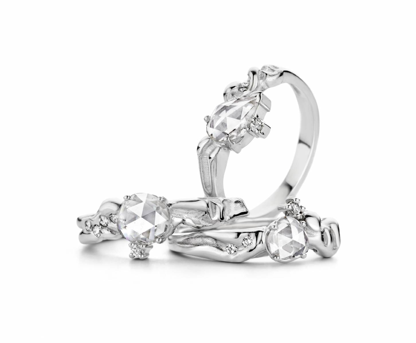 Juwelier Vandromme - Juwelen - Verlovingsring - Trouwring  – House of Weddings - 12