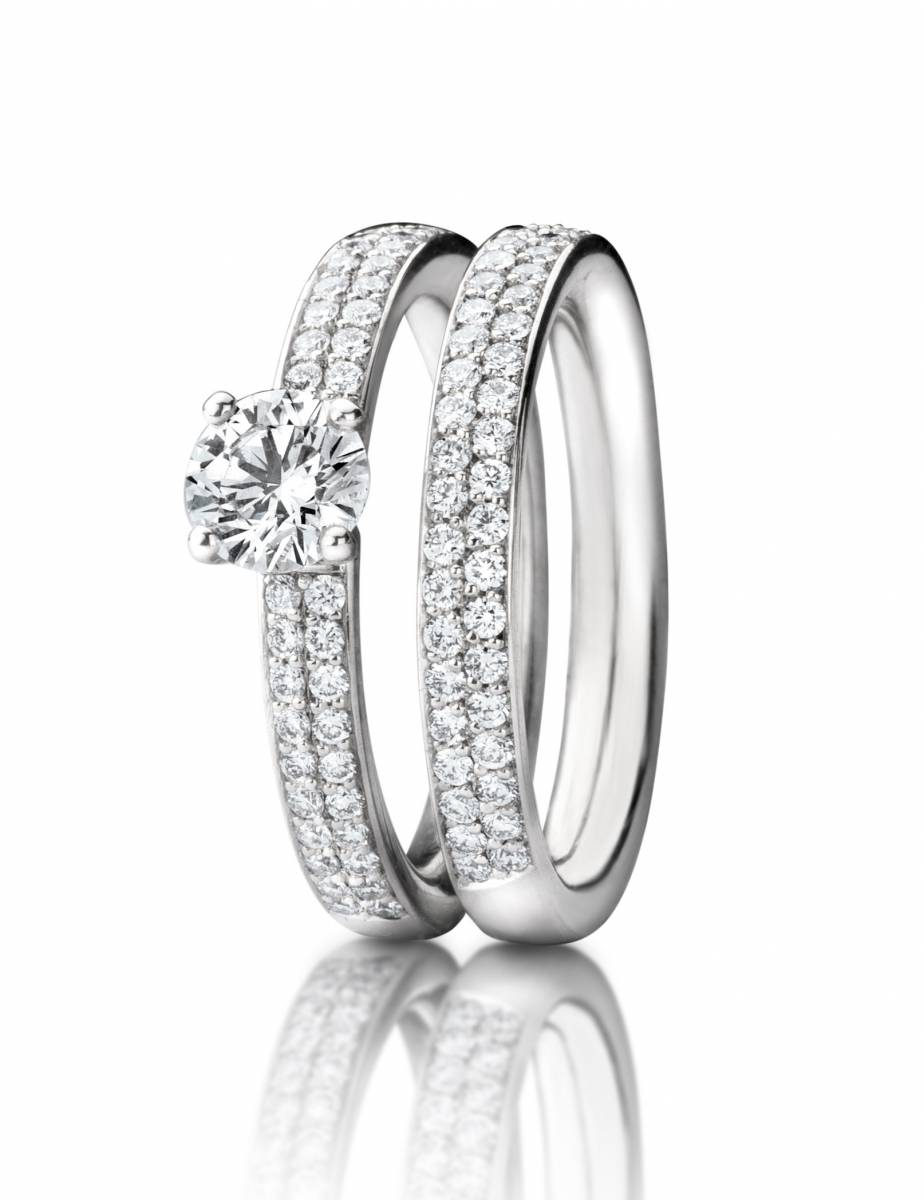 Juwelier Vandromme - Juwelen - Verlovingsring - Trouwring  – House of Weddings - 2