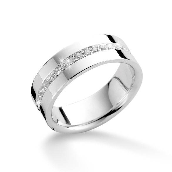 Juwelier Vandromme - Juwelen - Verlovingsring - Trouwring  – House of Weddings - 23