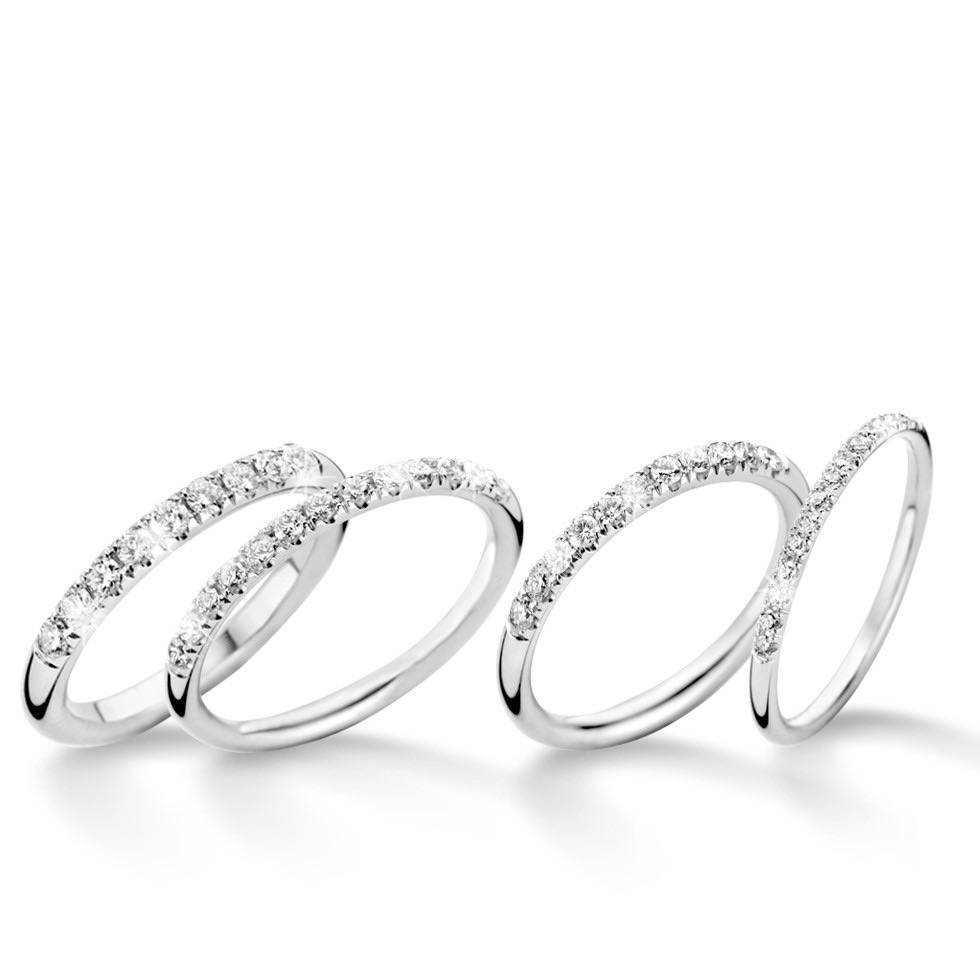 Juwelier Vandromme - Juwelen - Verlovingsring - Trouwring  – House of Weddings - 3
