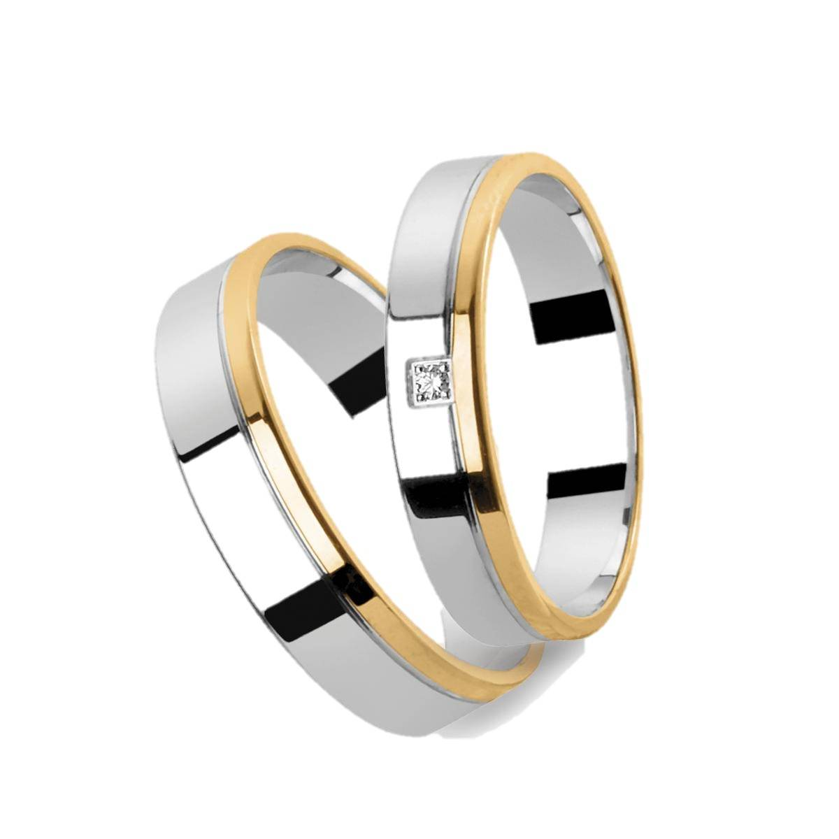 Juwelier Vandromme - Juwelen - Verlovingsring - Trouwring  – House of Weddings - 6