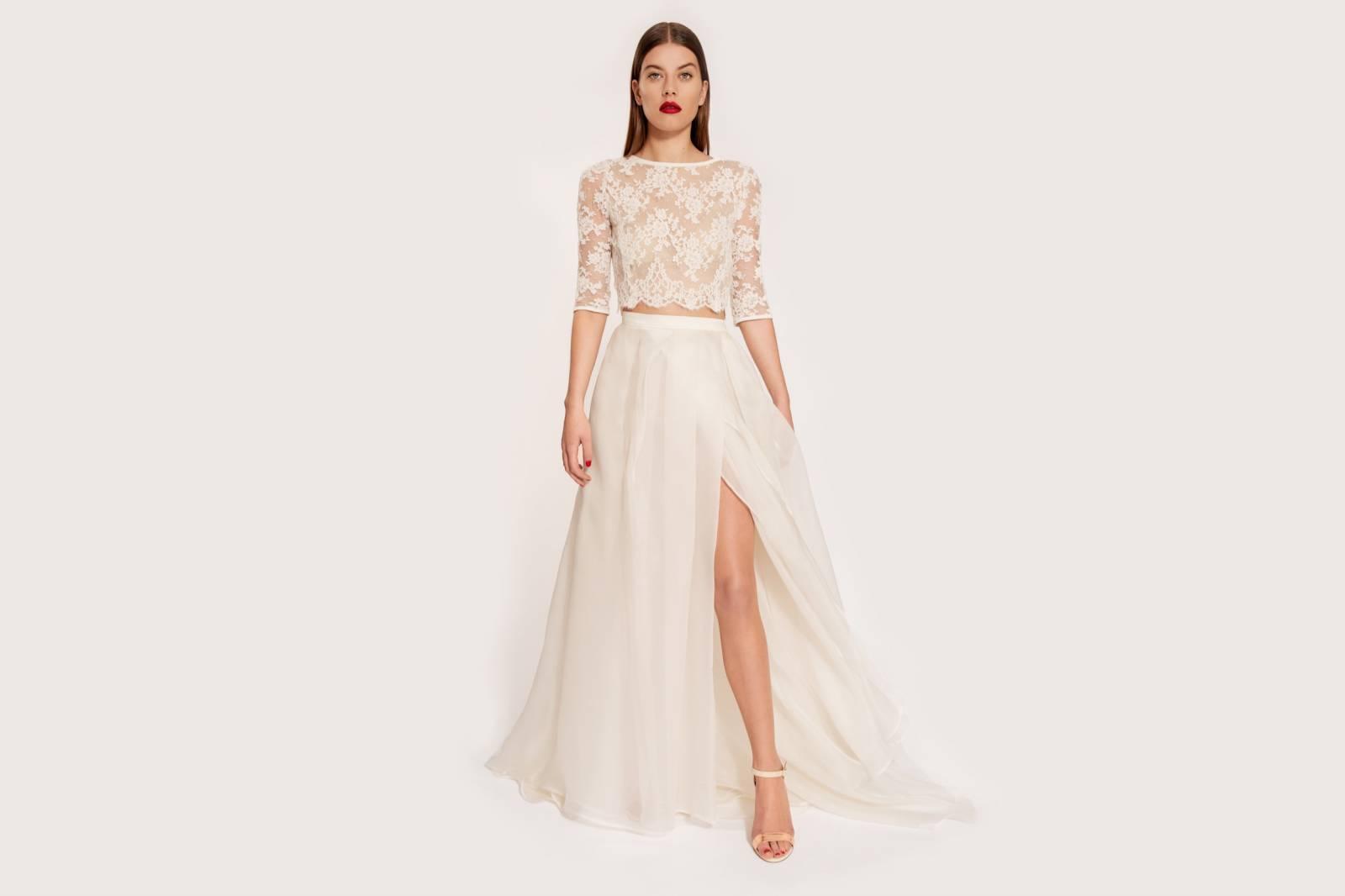 Beroemd De bruidsmode trends voor 2017 - House of Weddings @PX13