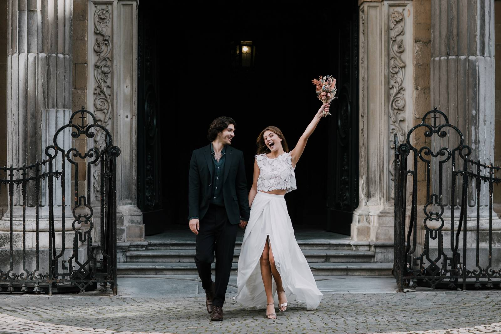Karolien Verstraeten - Trouwjurk - House of Weddings - 4