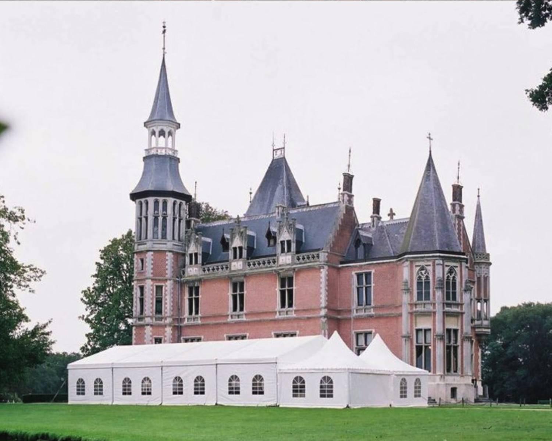 Kasteel d'Aertrycke - Feestzaal - House of Weddings (2)