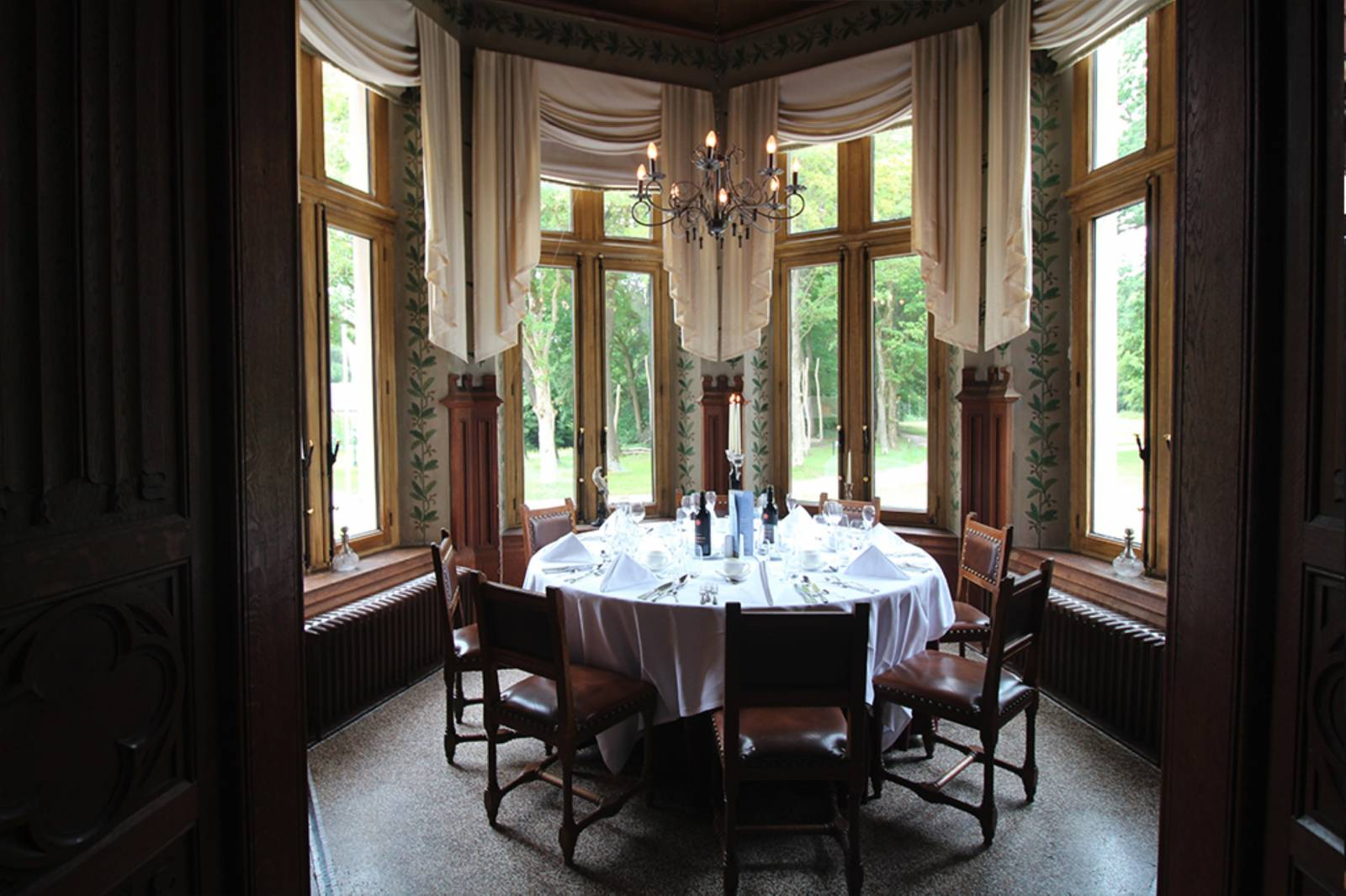 Kasteel D'artrycke - Feestzaal - House of Weddings (10)