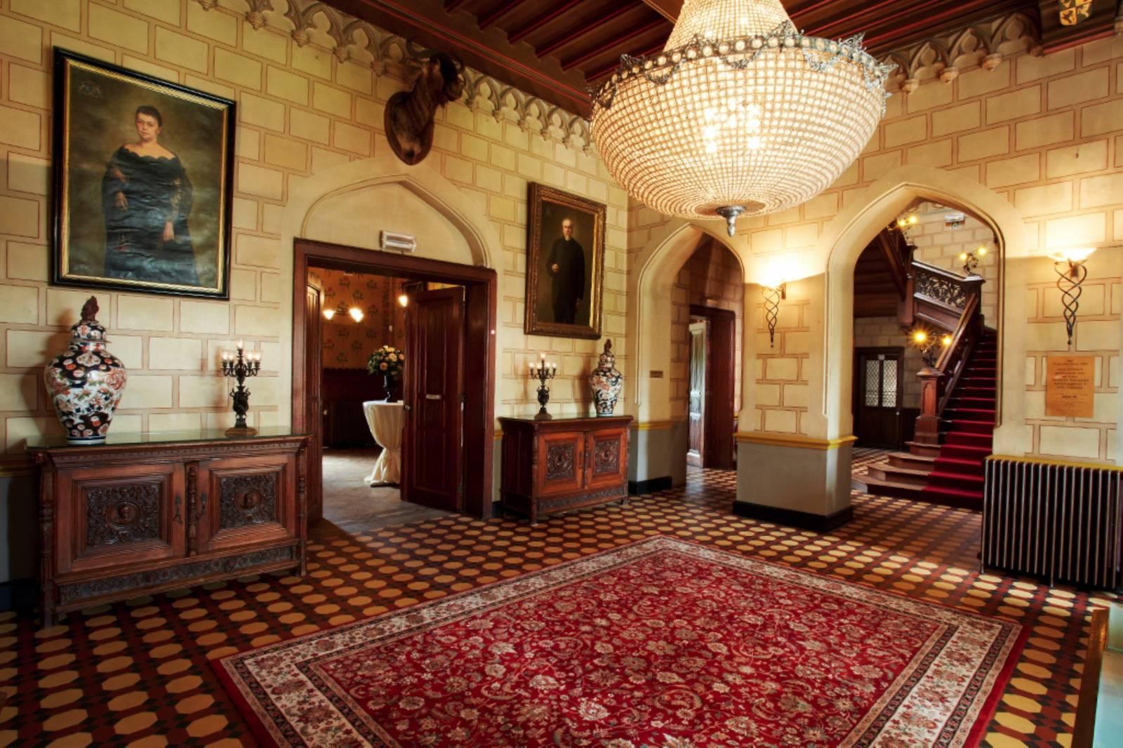 Kasteel D'artrycke - Feestzaal - House of Weddings (2)