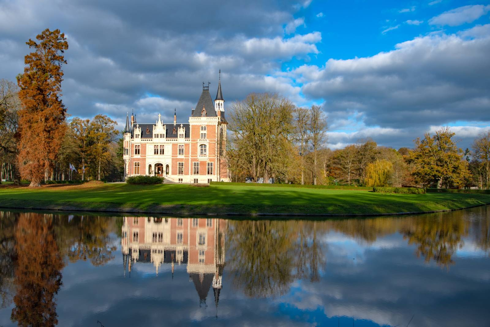 Kasteel D'artrycke - Feestzaal - House of Weddings (3)