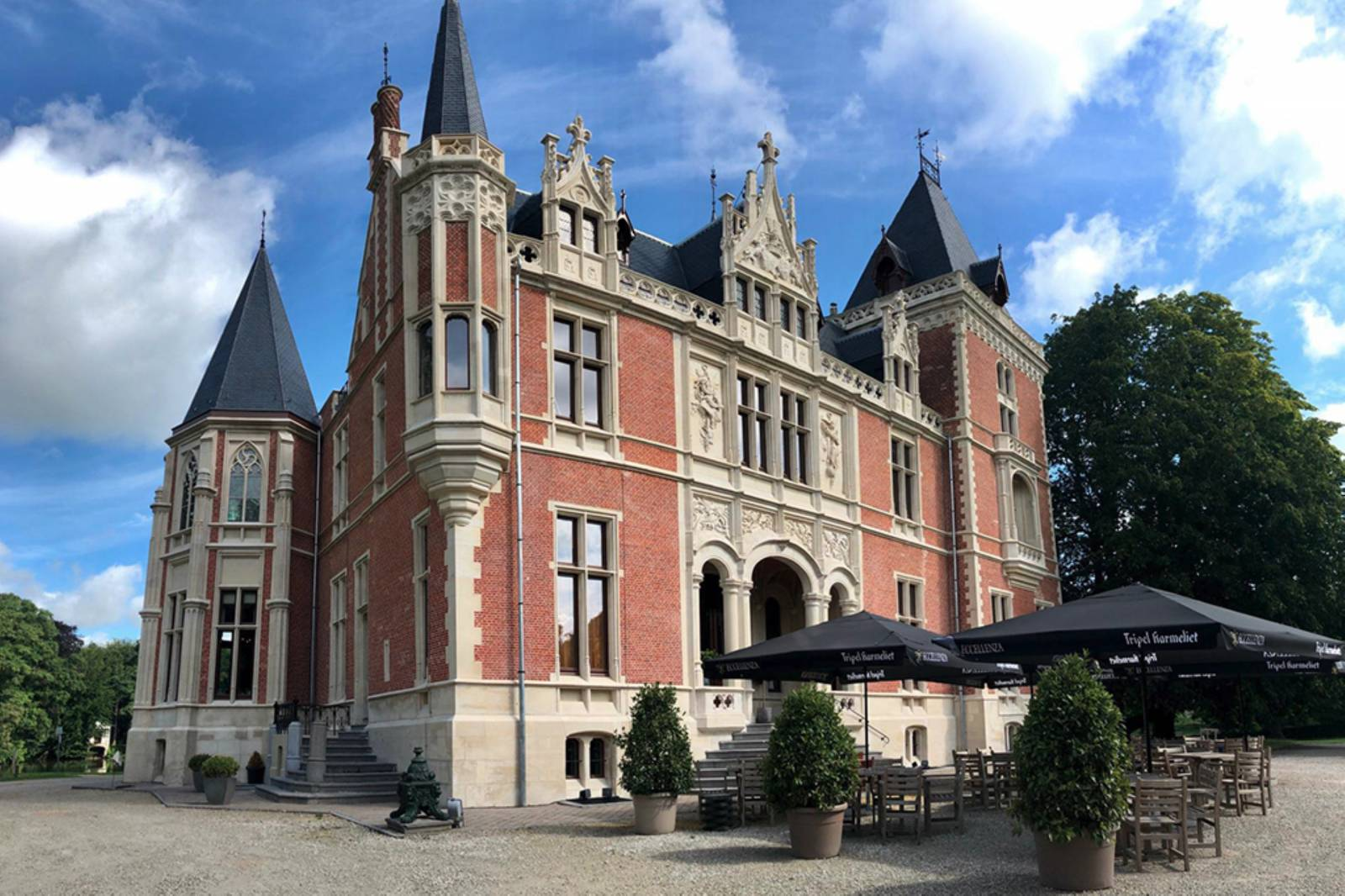 Kasteel D'artrycke - Feestzaal - House of Weddings (5)