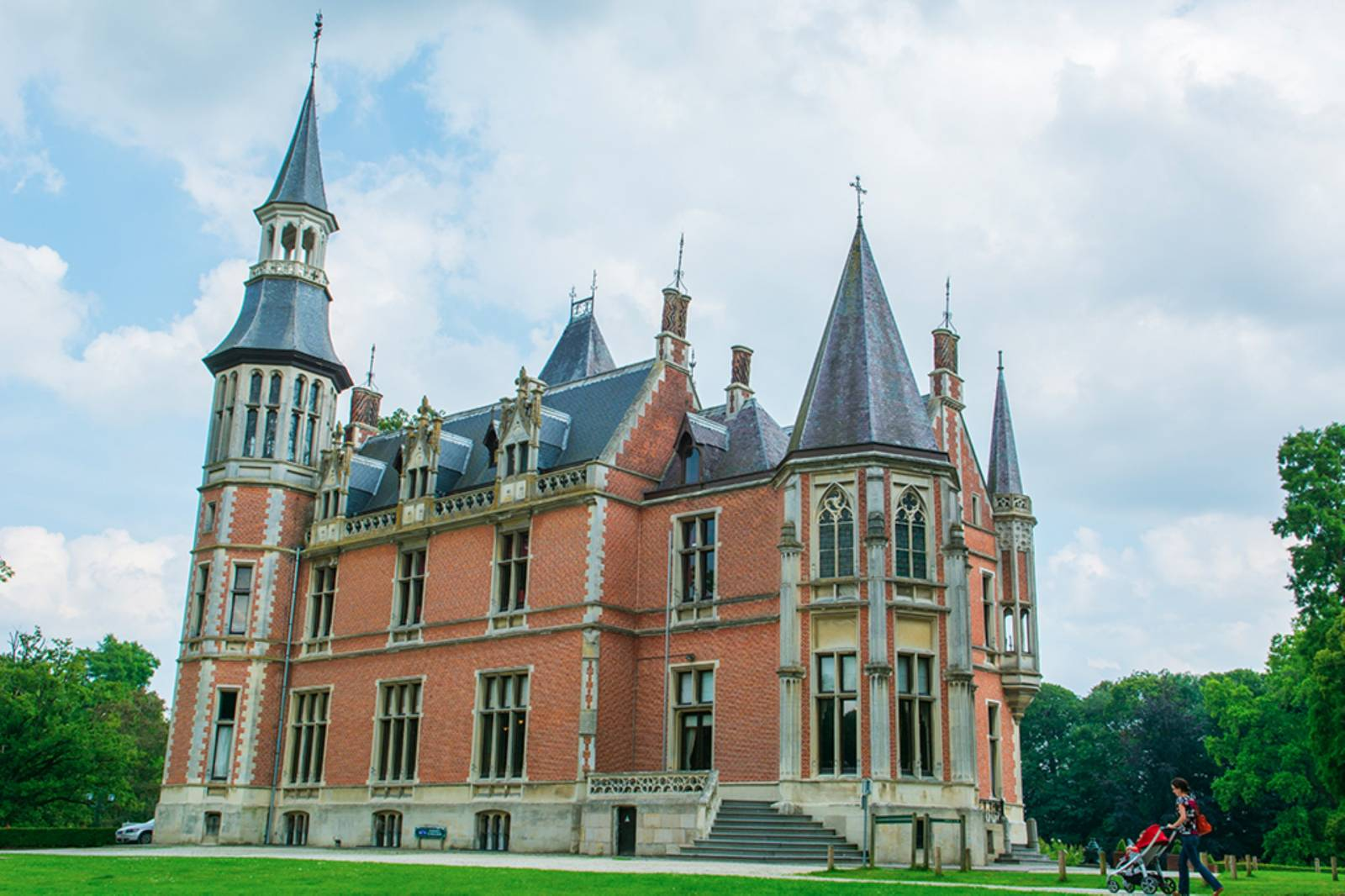 Kasteel D'artrycke - Feestzaal - House of Weddings (6)