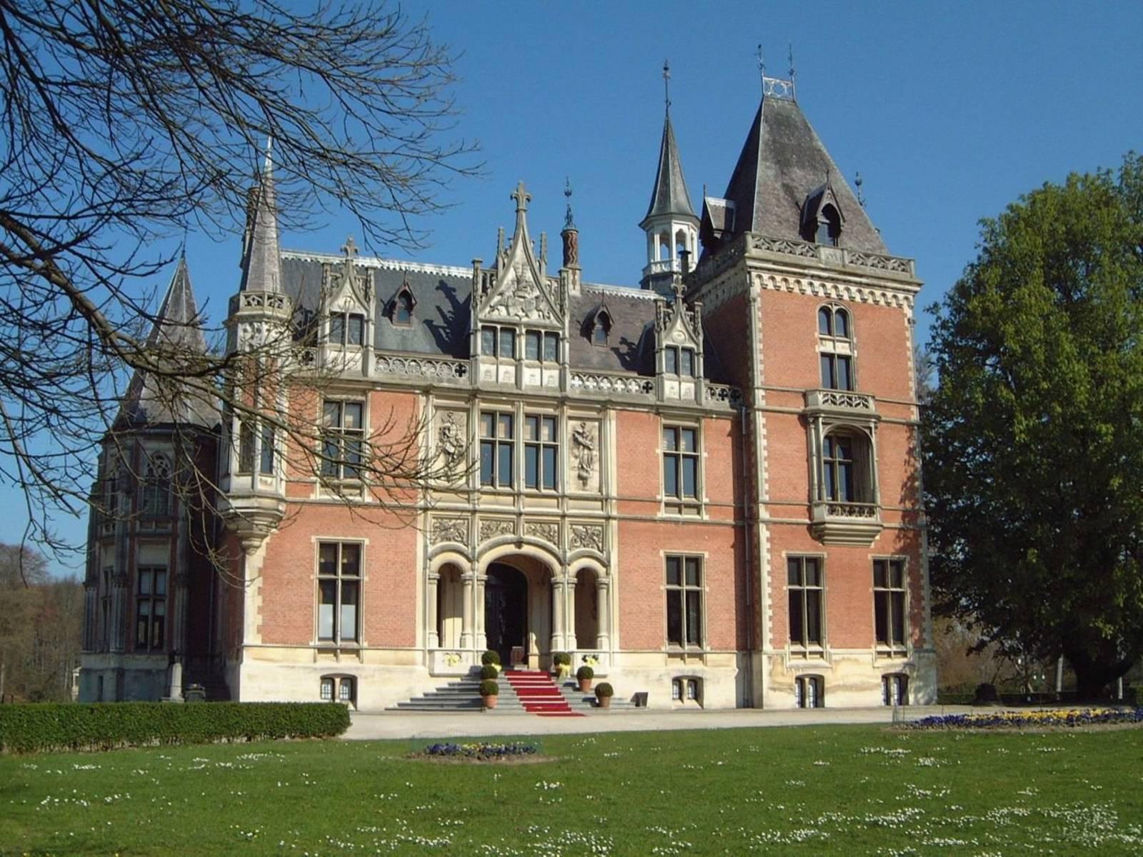 Kasteel D'artrycke - Feestzaal - House of Weddings (7)