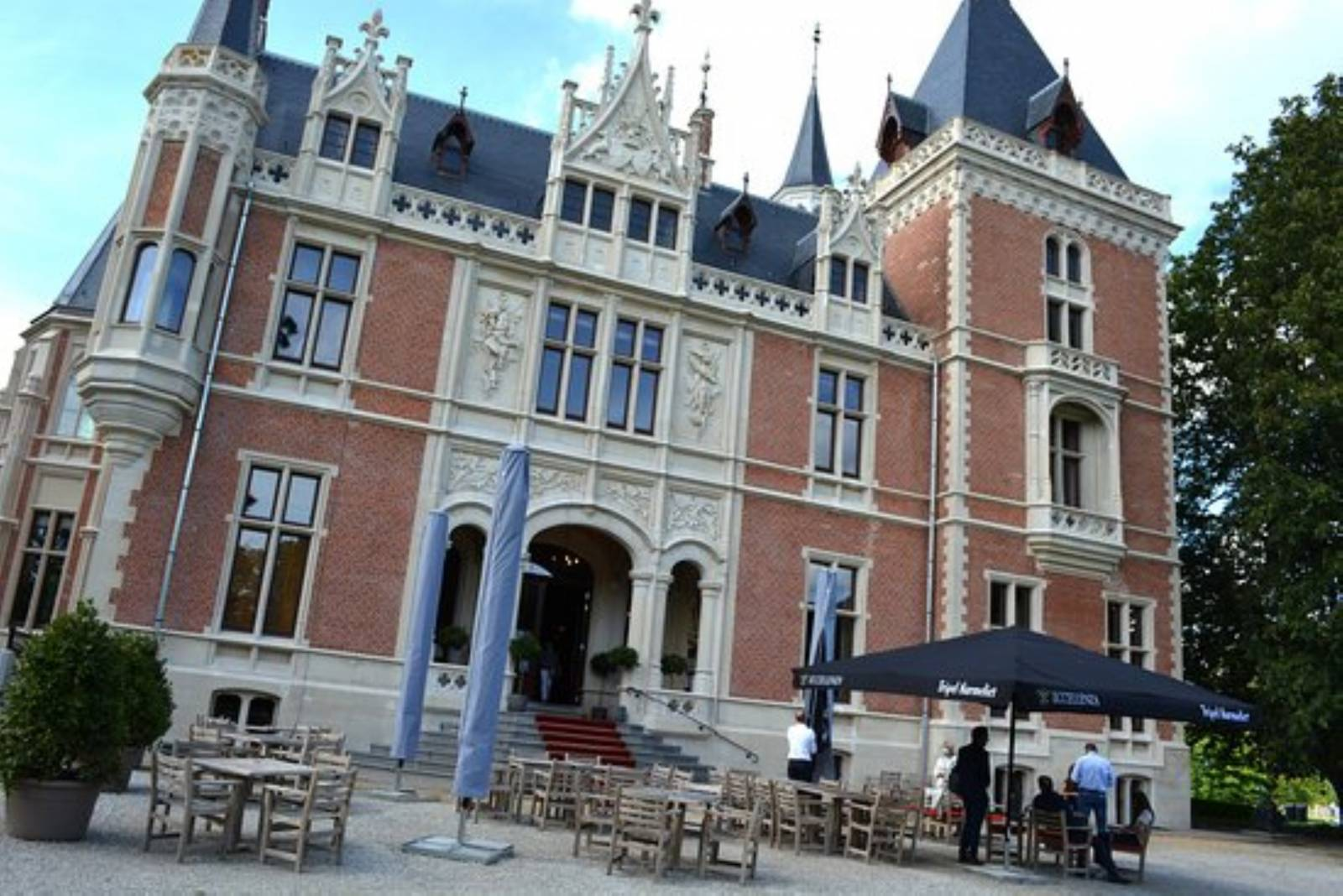 Kasteel D'artrycke - Feestzaal - House of Weddings (8)