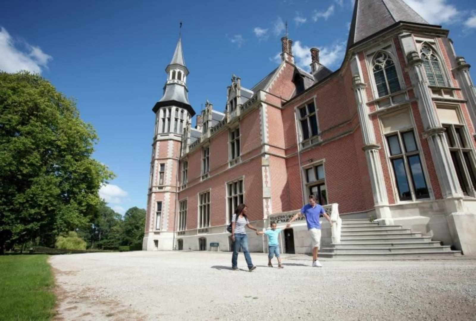 Kasteel D'artrycke - Feestzaal - House of Weddings (9)