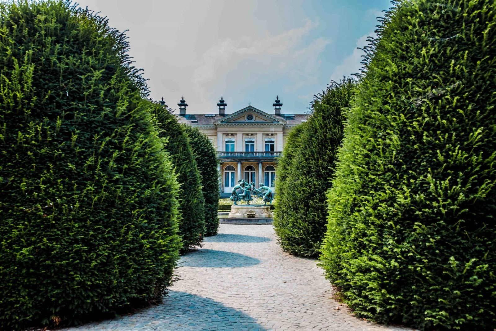 Kasteel Den Brandt - Feestzaal - Trouwzaal - Kasteel - House of Weddings - 19