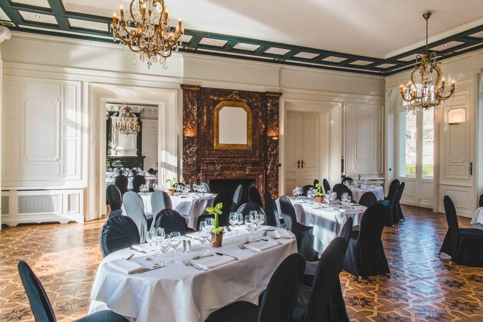 Kasteel Den Brandt - Feestzaal - Trouwzaal - Kasteel - House of Weddings - 28