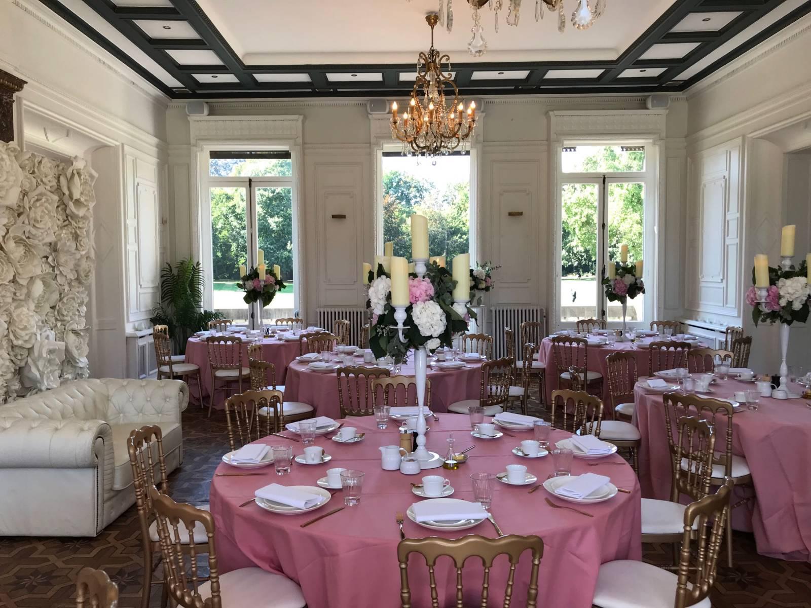 Kasteel Den Brandt - Feestzaal - Trouwzaal - Kasteel - House of Weddings - 3