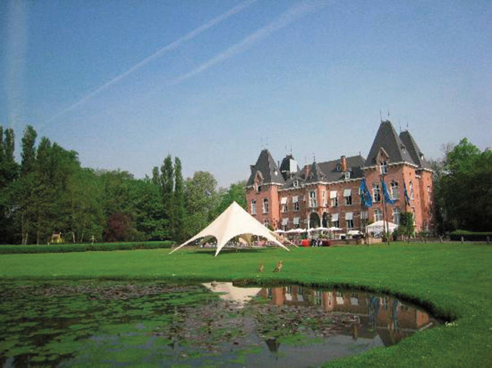 Kasteel Gravenhof - Feestzaal - House of Weddings  - 3