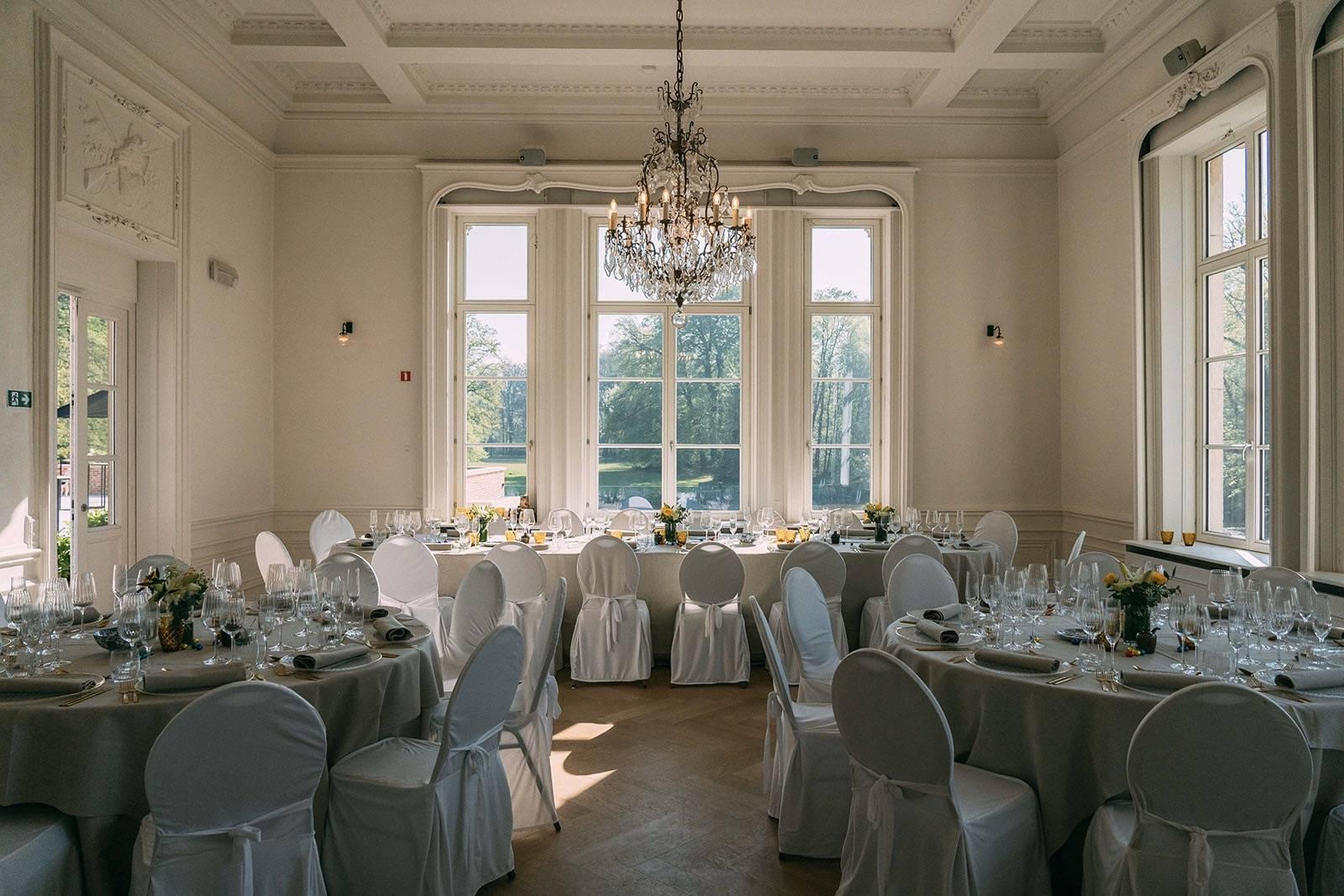 Kasteel Van Brasschaat - Eventlocatie - Feestzaal - Trouwzaal - House of Events & House of Weddings - 22
