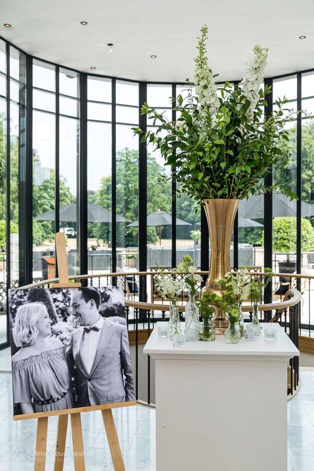 Kasteel Van Brasschaat - Feestzaal -  House of Weddings - 24