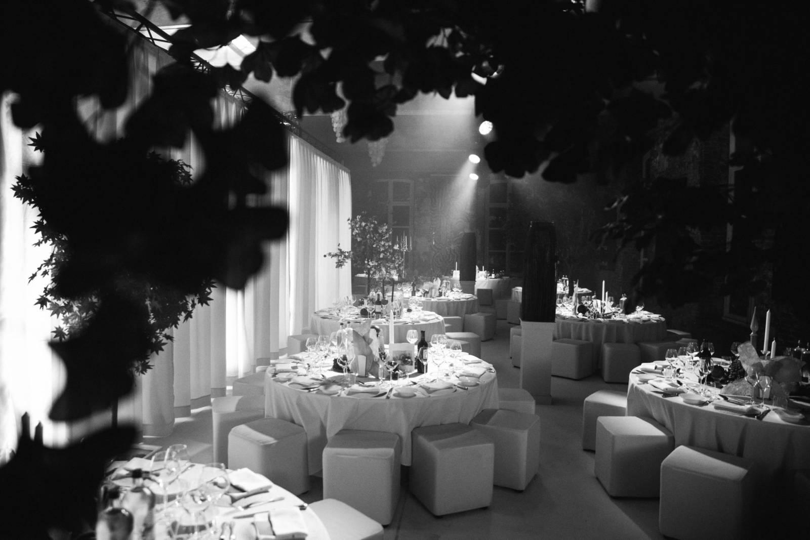 Kasteel van Ingelmunster - Feestzaal - Fotograaf Kelly Fober - House of Weddings (5)