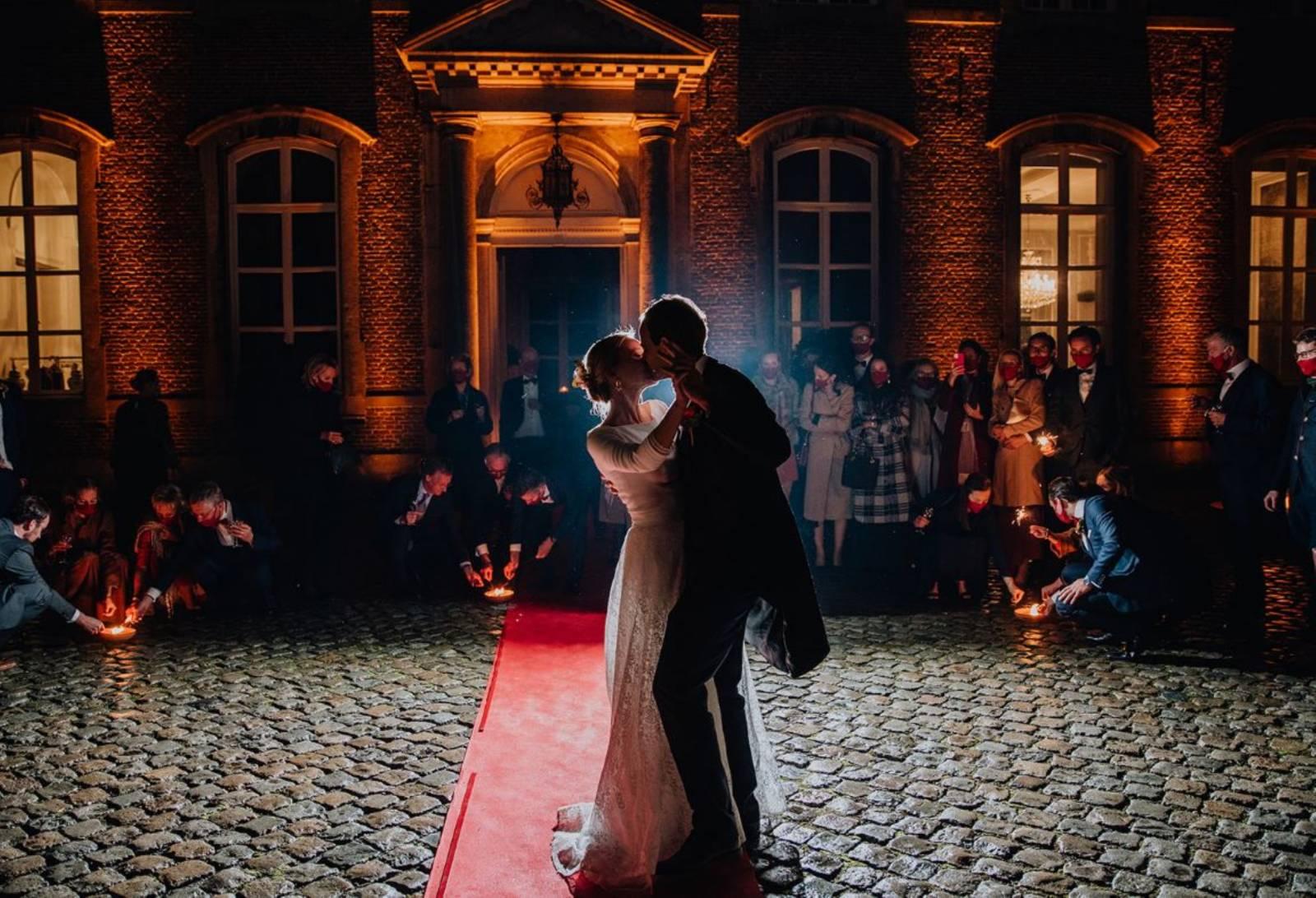 Kasteel van Ingelmunster - Feestzaal - Fotograaf Lux photography - House of Weddings (19)