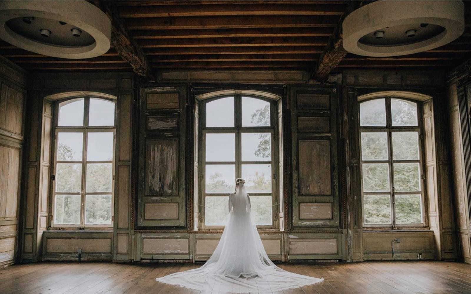 Kasteel van Ingelmunster - Feestzaal - Fotograaf Lux photography - House of Weddings (20)