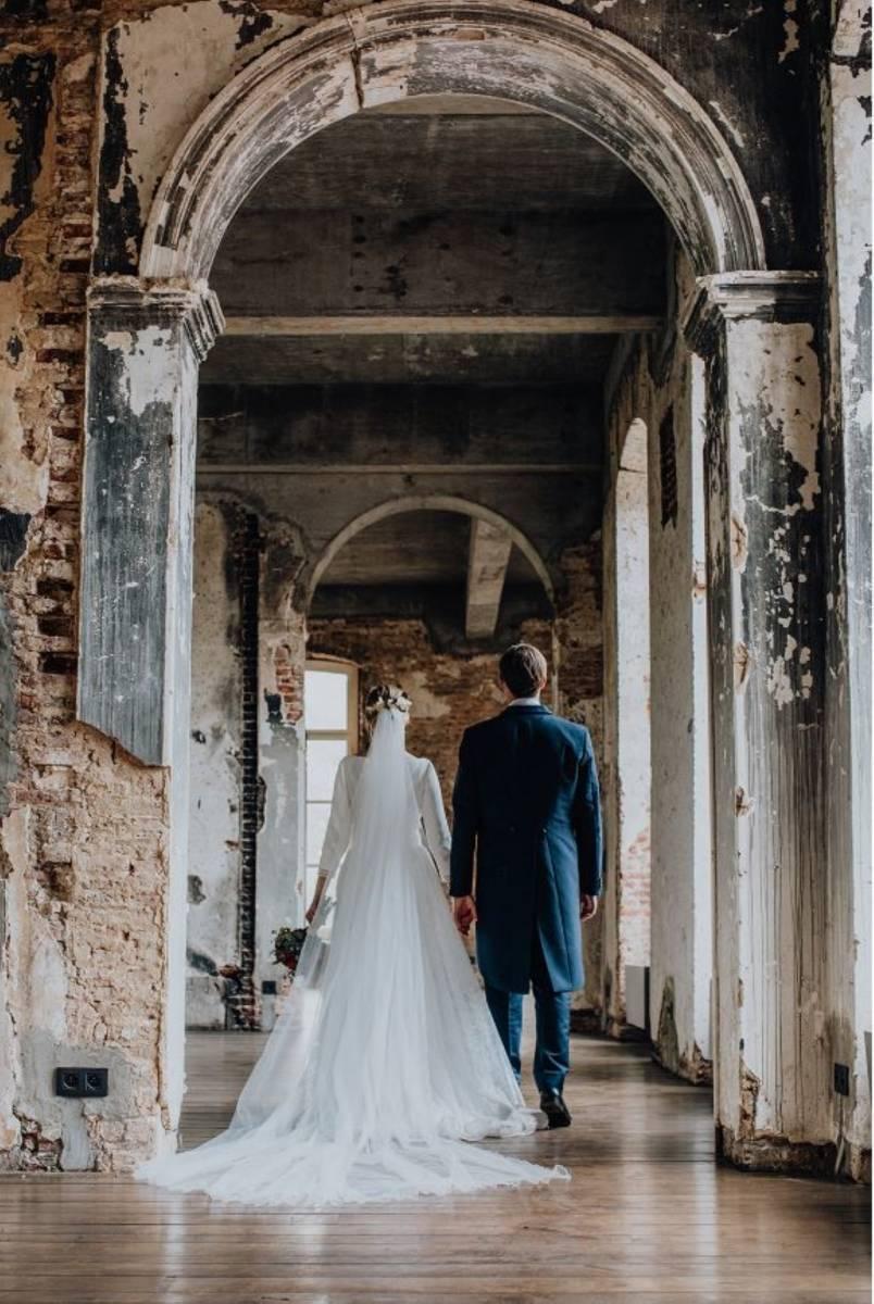 Kasteel van Ingelmunster - Feestzaal - Fotograaf Lux photography - House of Weddings (22)