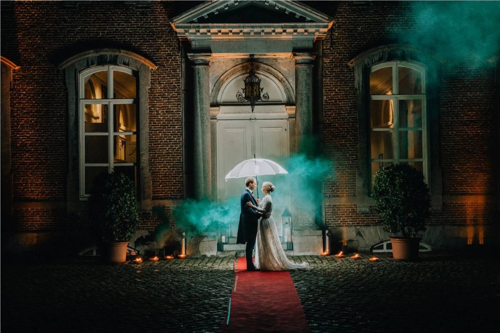 Kasteel van Ingelmunster - Feestzaal - Fotograaf Lux photography - House of Weddings (23)