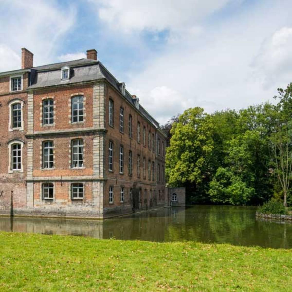 Kasteel van Ingelmunster - Feestzaal -  House of Weddings (42)