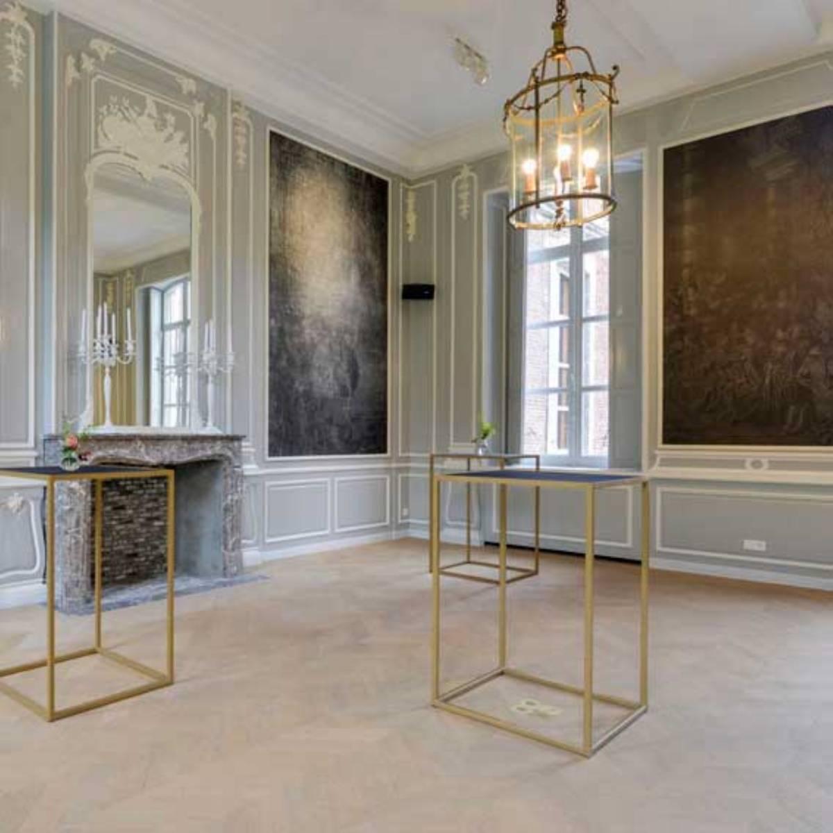 Kasteel van Ingelmunster - Feestzaal -  House of Weddings (46)