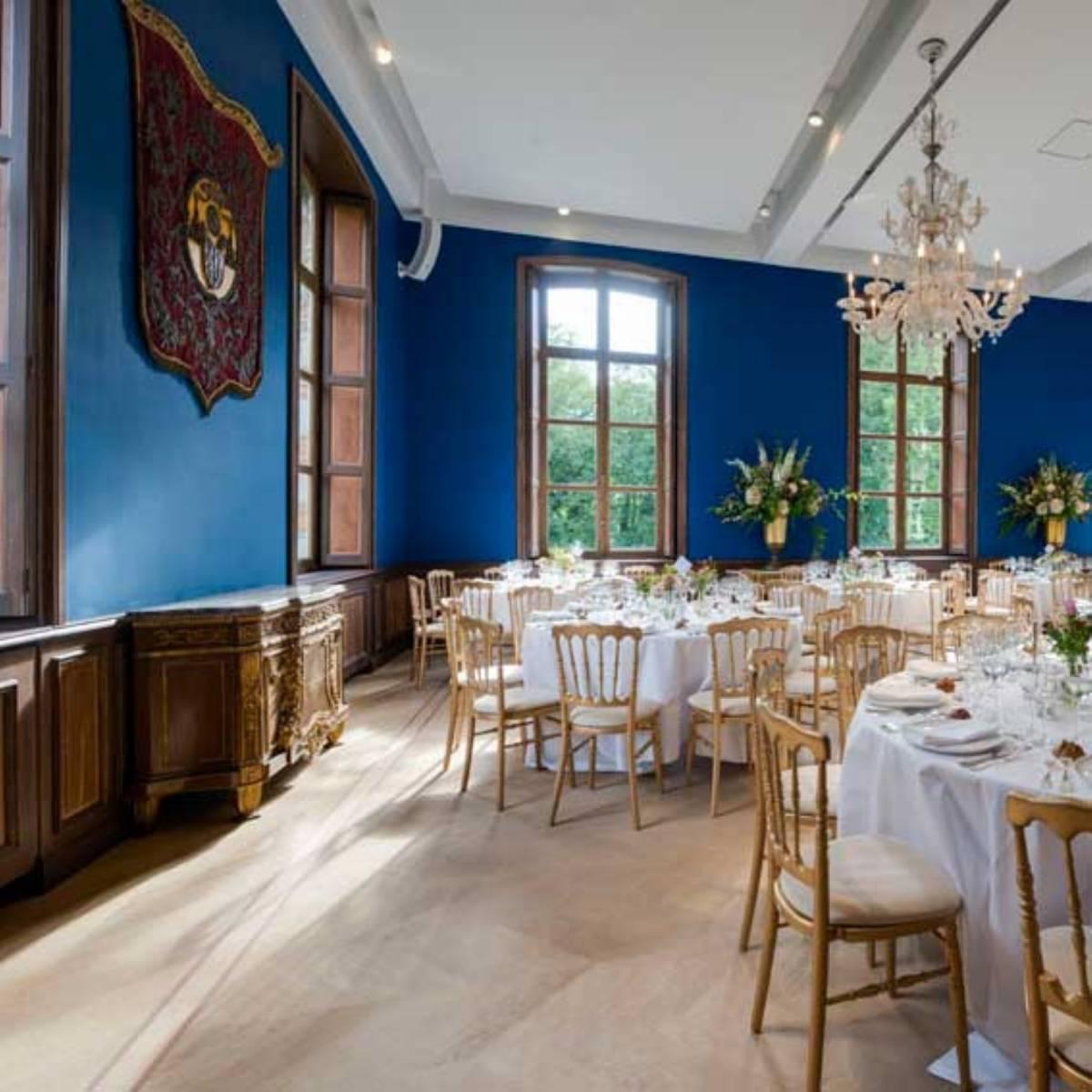 Kasteel van Ingelmunster - Feestzaal -  House of Weddings (47)