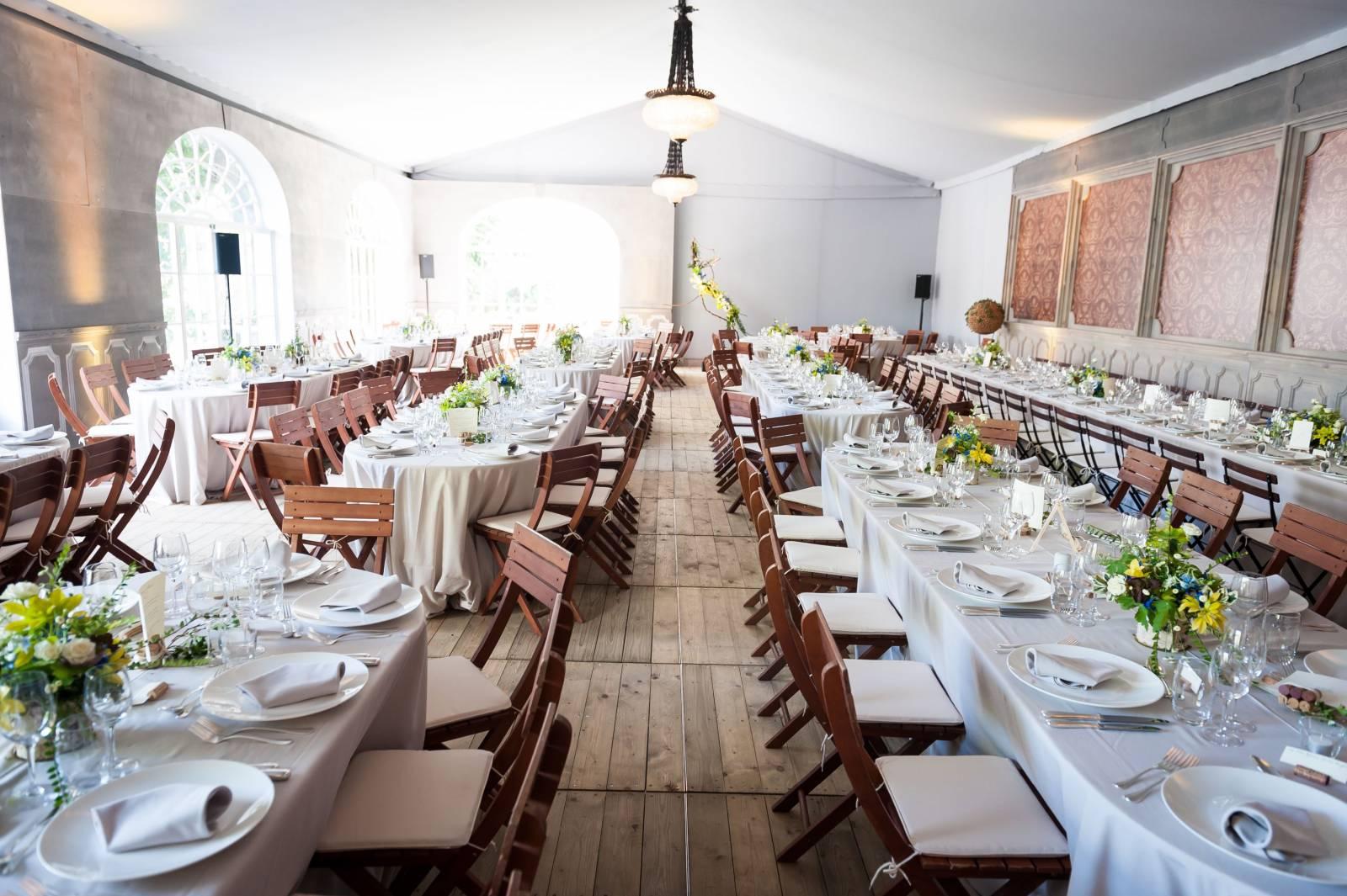 Kasteel van Leeuwergem - Feestzaal - House of Weddings  - 11