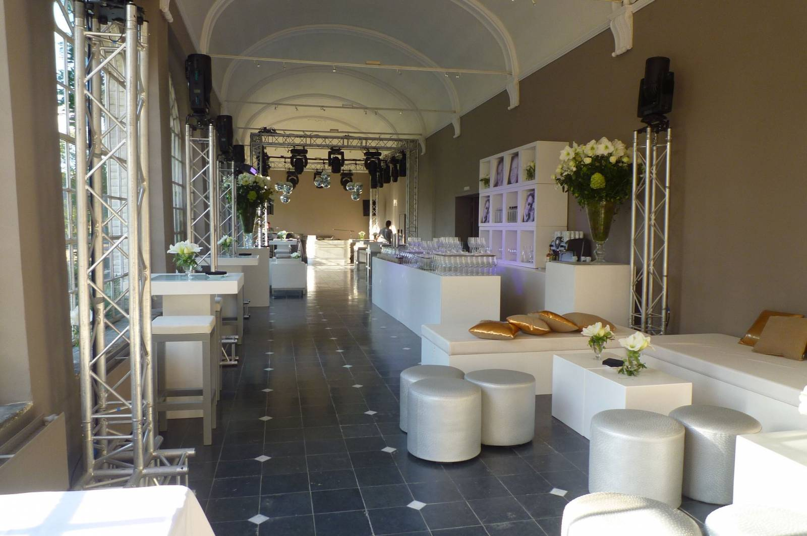 Kasteel van Leeuwergem - Feestzaal - House of Weddings  - 2