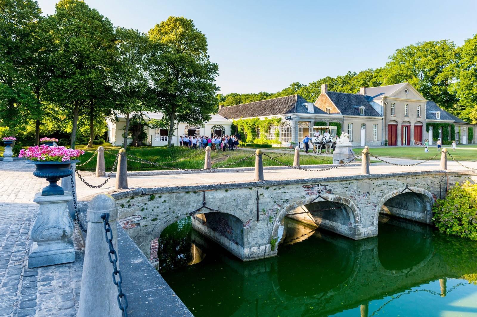 Kasteel van Leeuwergem - Feestzaal - House of Weddings  - 21