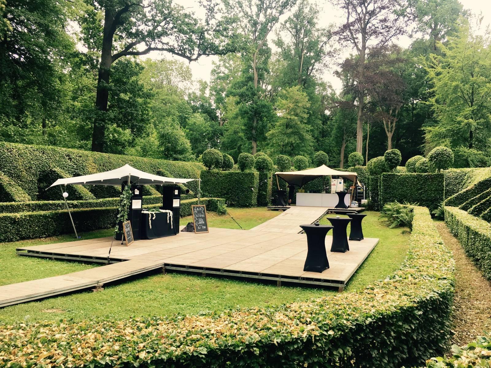 Kasteel van Leeuwergem - Feestzaal - House of Weddings  - 22