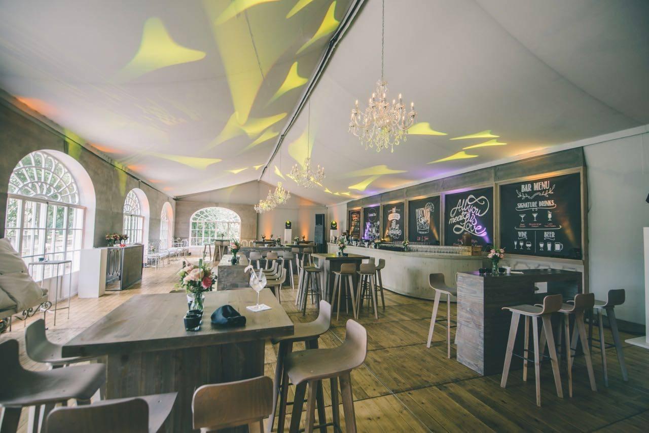 Kasteel van Leeuwergem - Feestzaal - House of Weddings  - 27