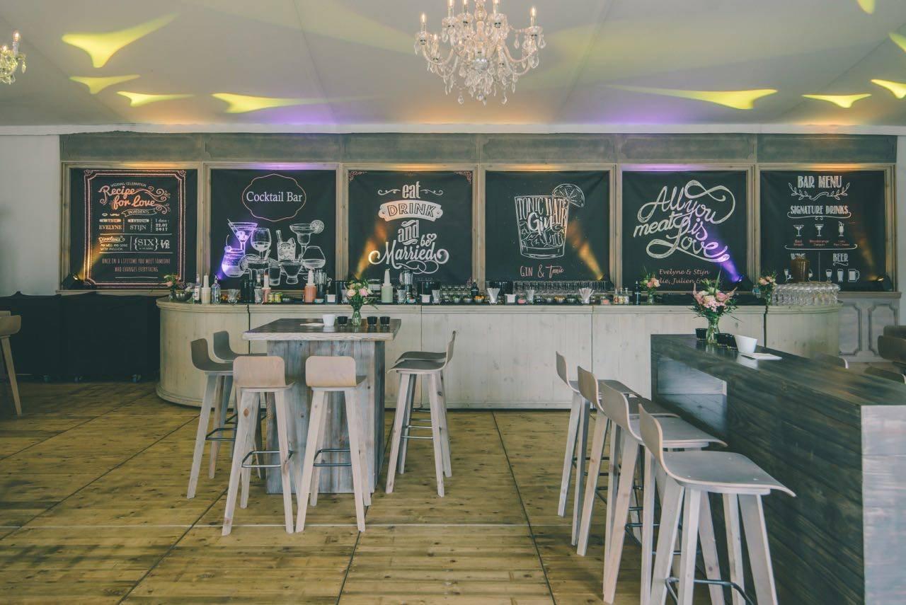 Kasteel van Leeuwergem - Feestzaal - House of Weddings  - 28